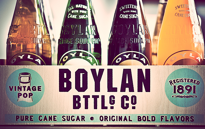 Mel bought a crate of Boylan drinks. The ultimate test of willpower.