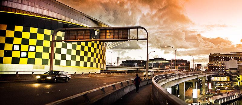 Darling Harbour overpass