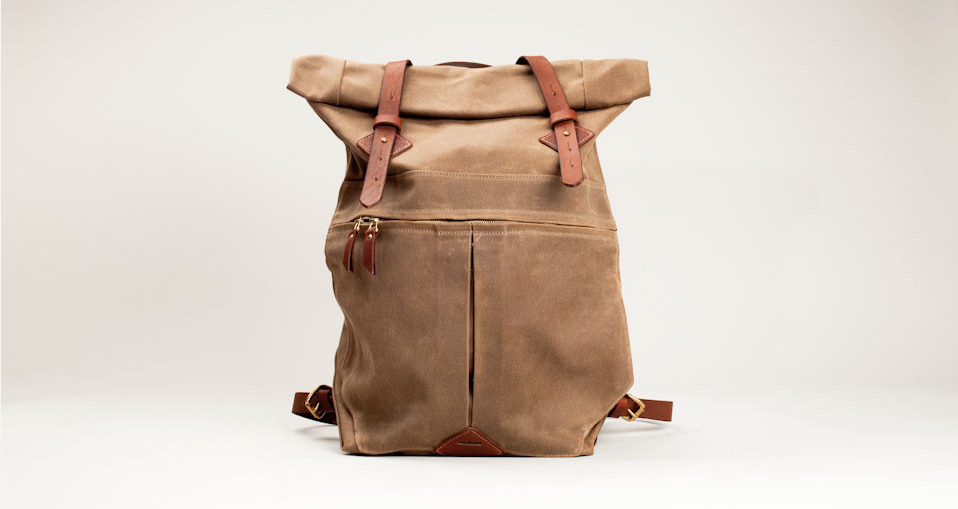 Tanner Goods Wilderness Rucksack. I can't think of too many days this hasn't been with me. Best purchase of the year.