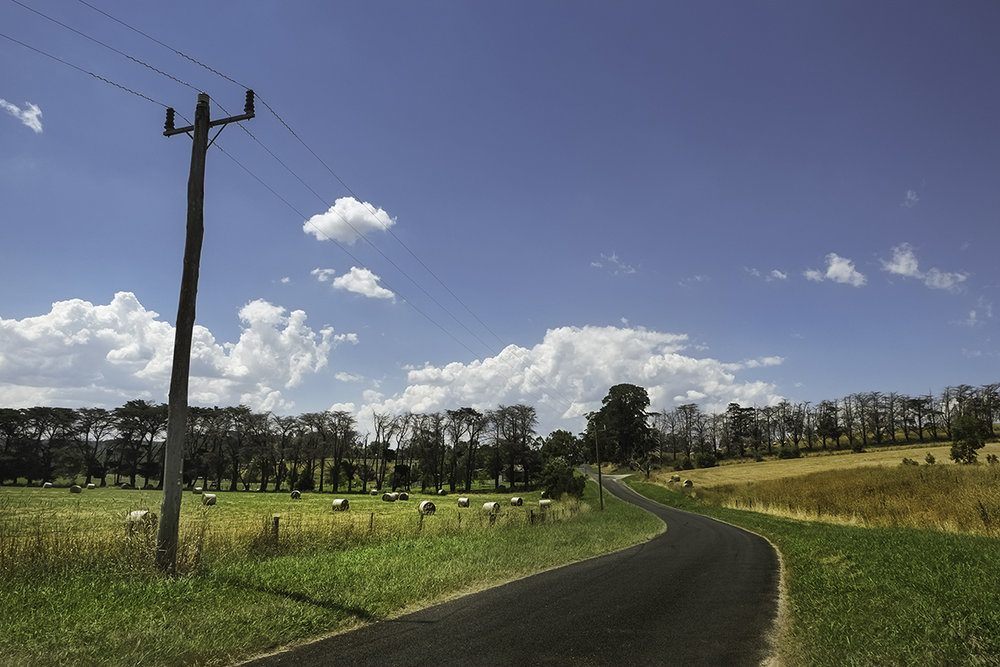 Into the Yarra Valley