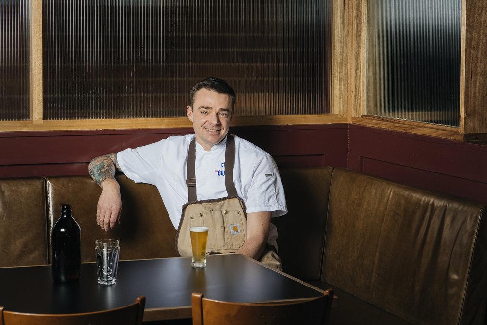 Chef James Cornwall