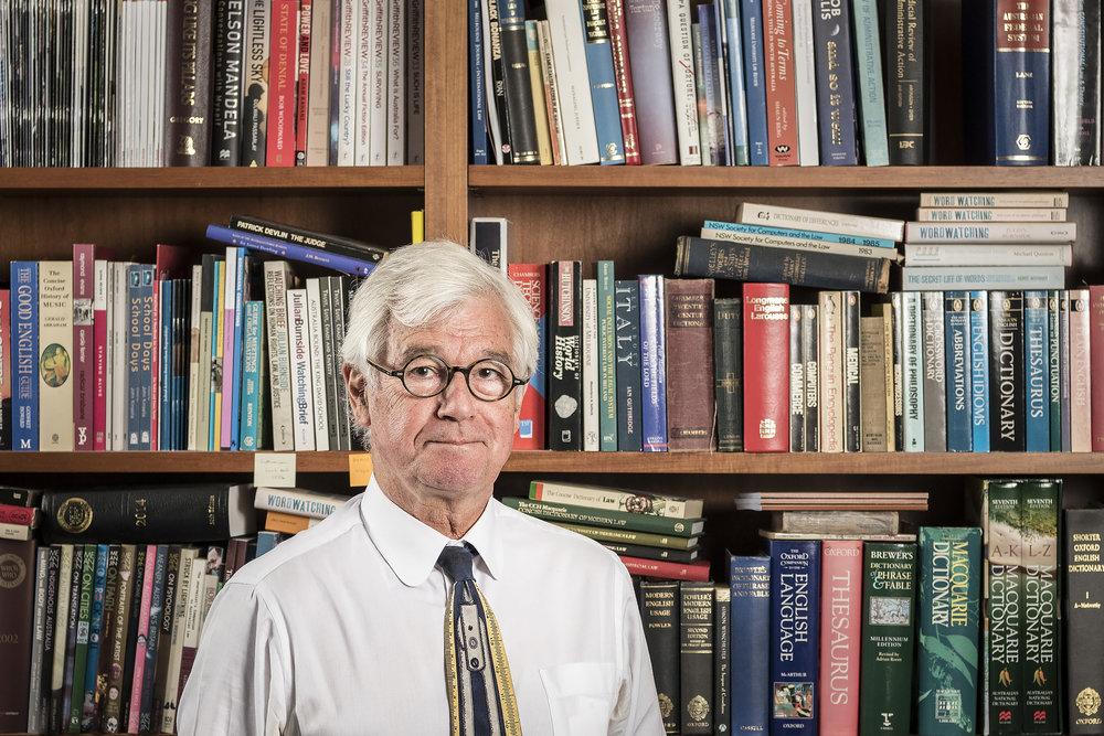 Julian Burnside, QC