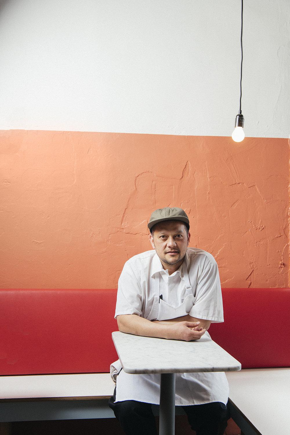 Chef, photographer, DJ, raconteur Raph Rashid