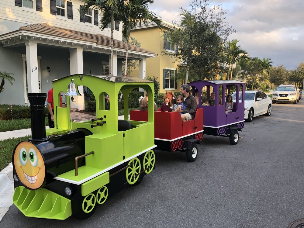 Copy of Trackless train rental