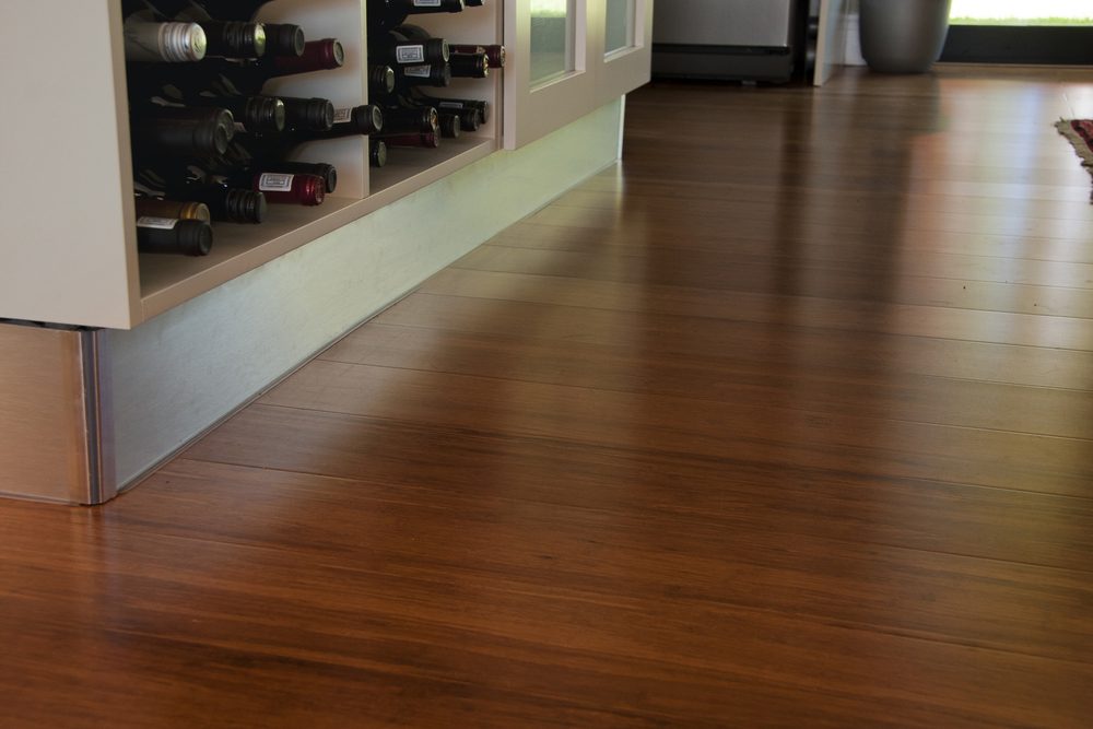 Solid Strand Woven Bamboo Flooring Brightfields Natural