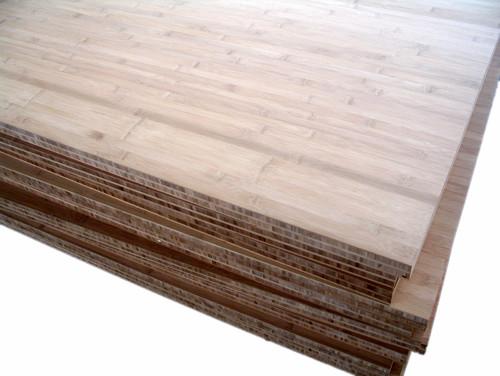 Bamboo Panels carbonised horizontal