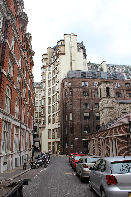 Old beautiful buildings