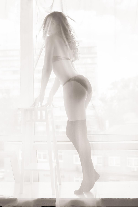 Регина Аханкина. будуар фото