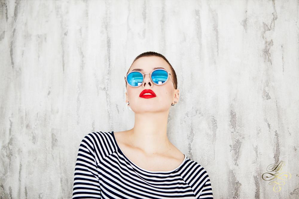 Женский портрет. Автор: Регина Аханкина, будуарный и портретный фотограф в Москве