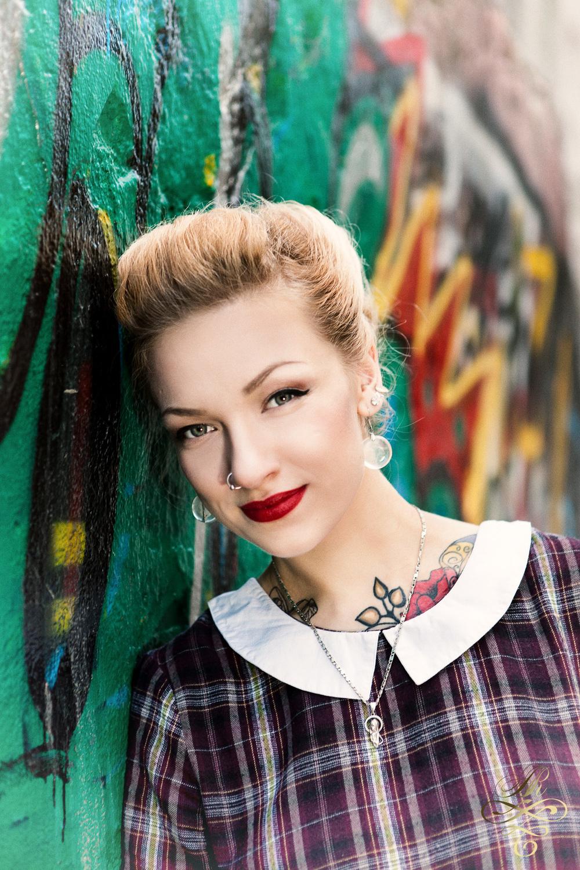 Портретное фото. Автор: Регина Аханкина, будуарный фотограф в Москве