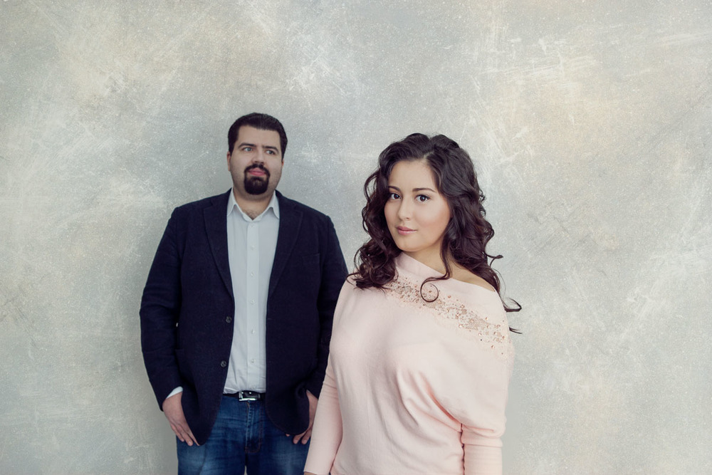 L. & M. #2| Morden Photographer Regina Akhankina