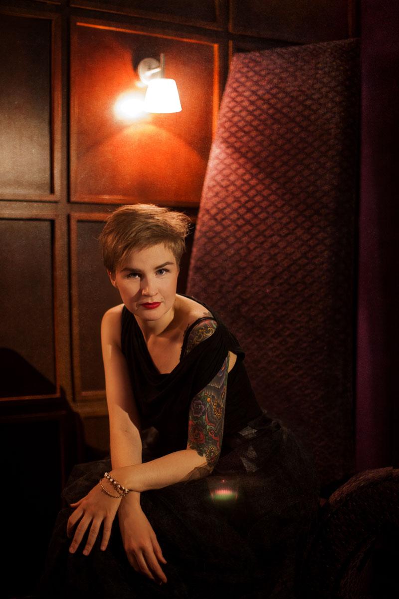Ann K. #1 | Morden Photographer Regina Akhankina