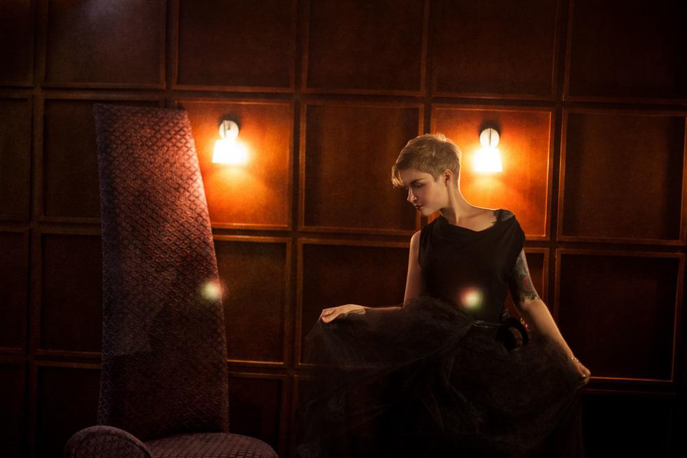 Ann K. | Morden Photographer Regina Akhankina