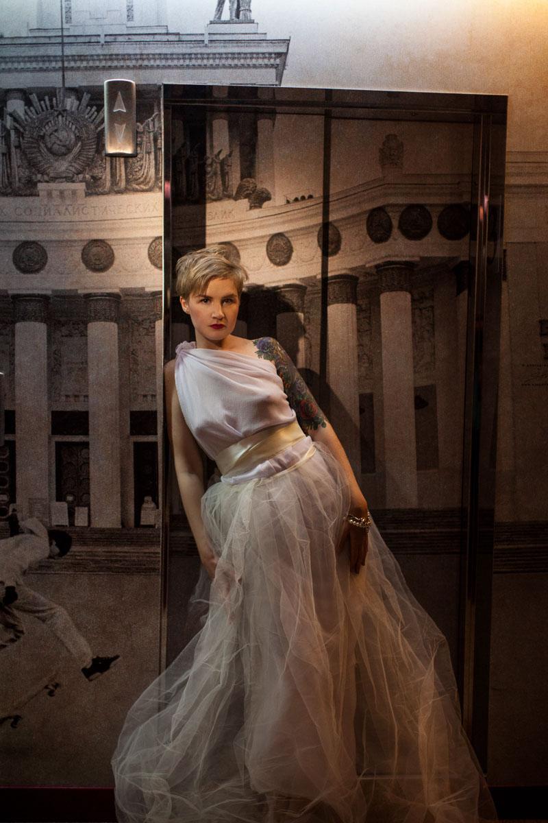 Ann K. #5 | Morden Photographer Regina Akhankina