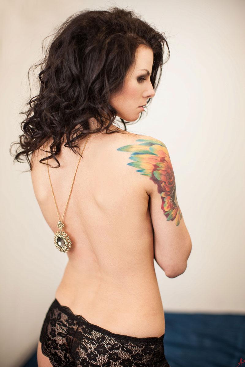 LeeAnn C. #1 | Morden Photographer Regina Akhankina