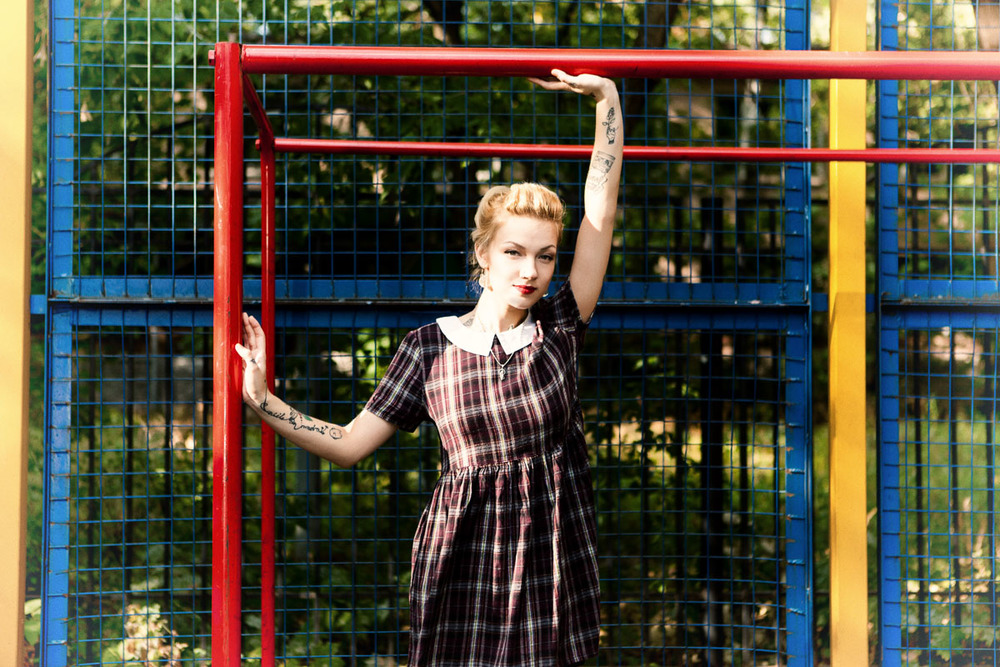 Anastasia S. #1 | Morden Photographer Regina Akhankina