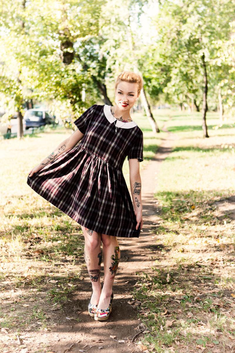 Anastasia S. #2 | Morden Photographer Regina Akhankina