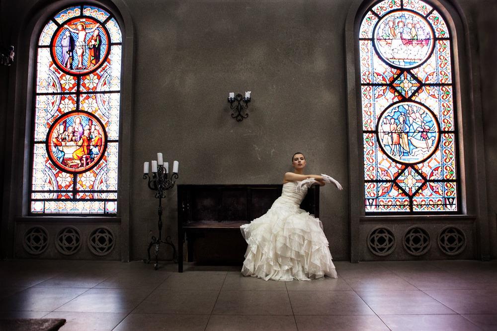 S. bride #1 | Morden Photographer Regina Akhankina