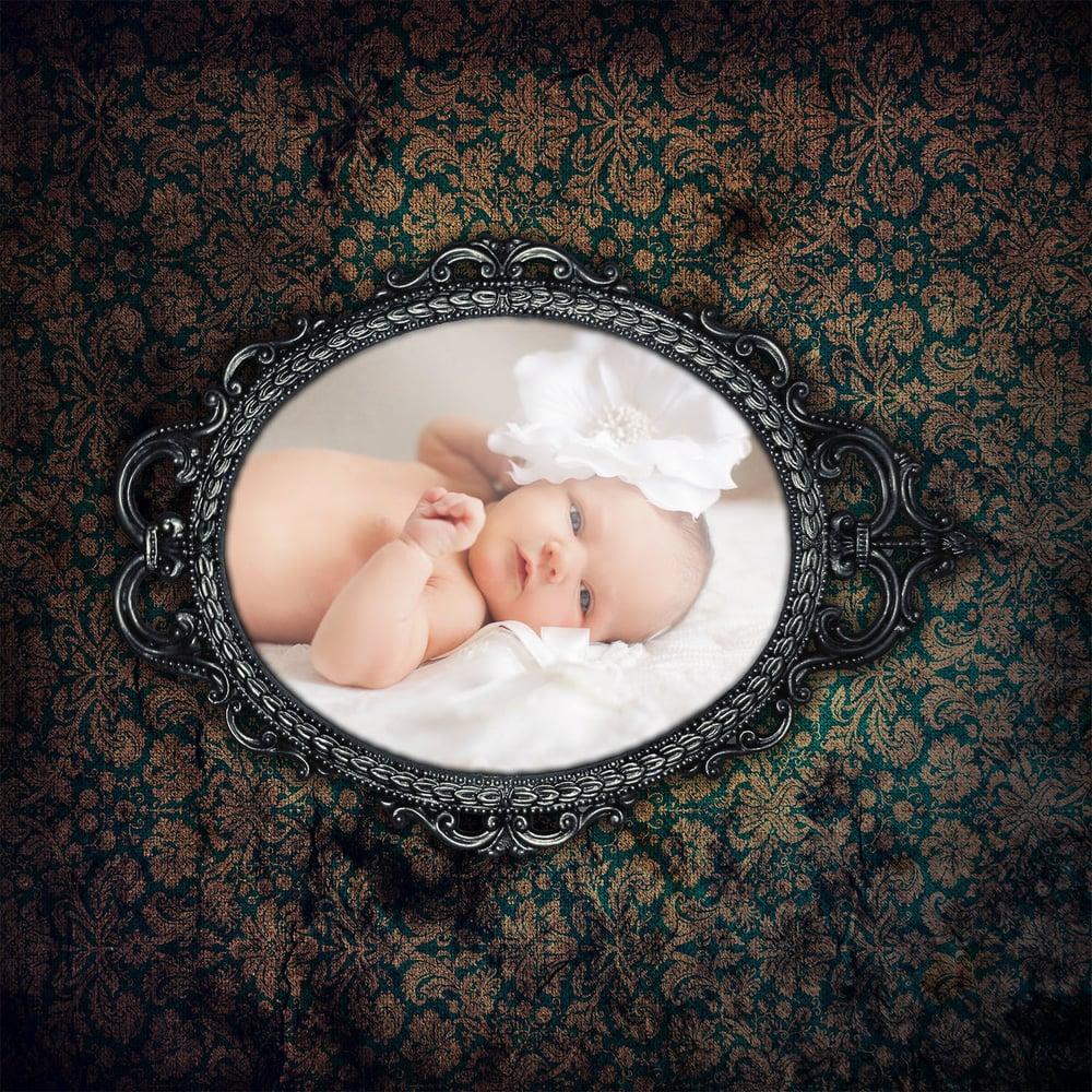 Baby Portrait by Regina Akhankina, Moscow, 2015