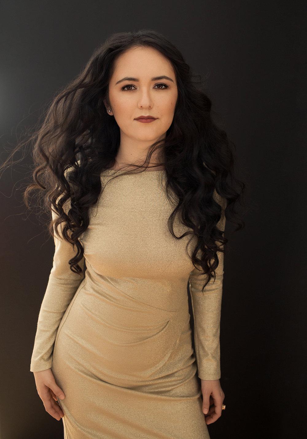 Regina Akhankina Portrait