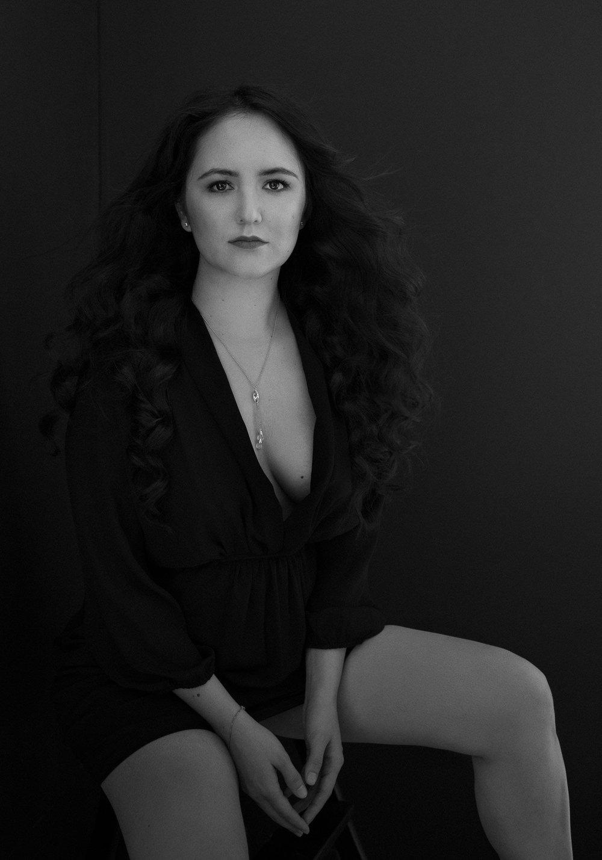 Boudoir Photographer Regina Akhankina