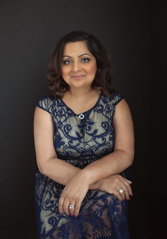 Indian Headshot Victoria