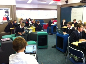 Unlimited: A dynamic program incorporating PBL in Year 7.