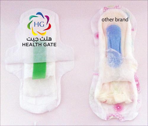 HG Anion Sanitary Napkins