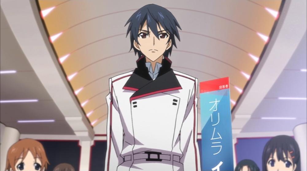 Ichika Orimura introduces himself