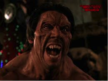 Danny Trejo As a Vamp 1996 From Dusk Til Dawn.