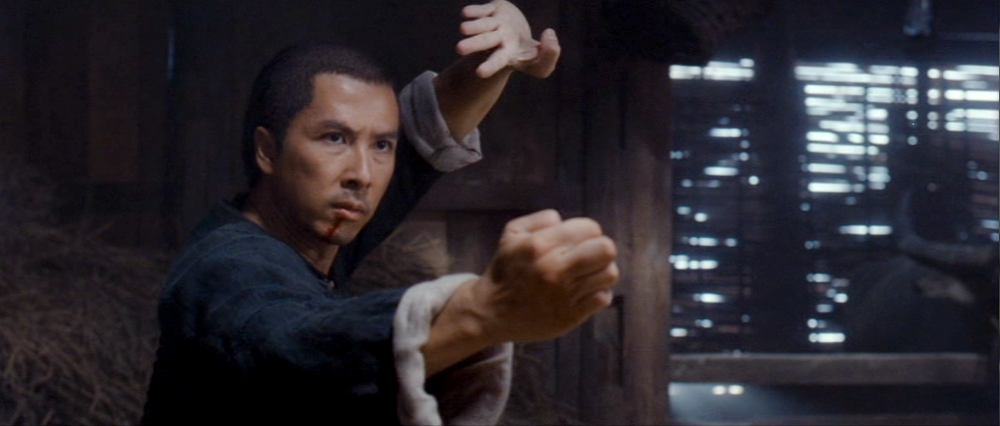 Donnie Yen as Liu Jinxi