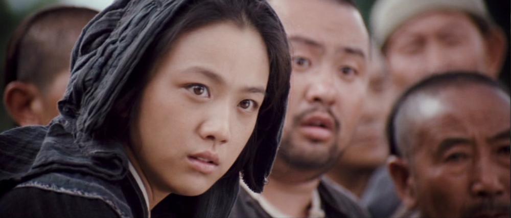 Tang Wei, as Liu Jinxi's wife, Ayu