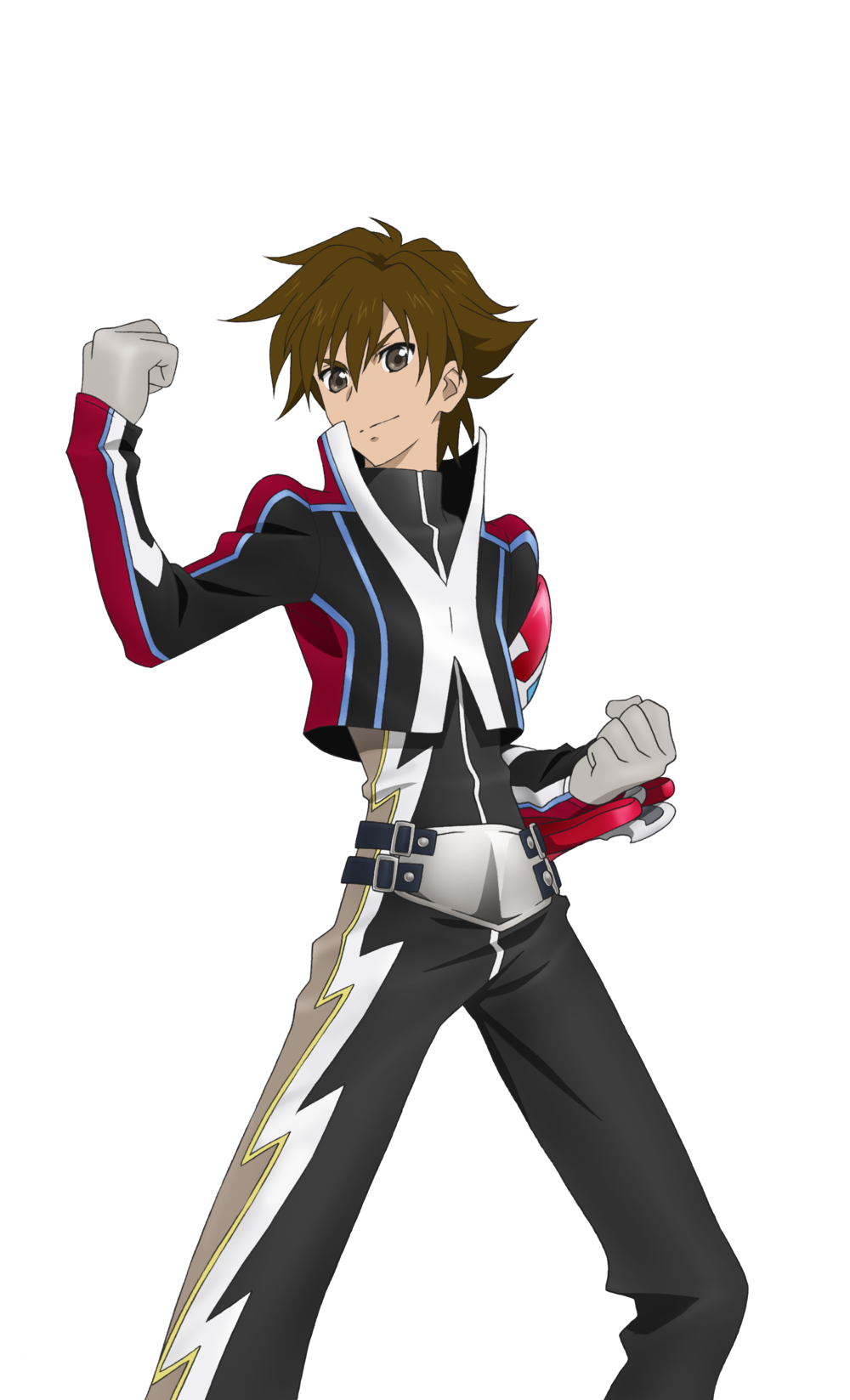 Character Art from tales of Hearts R - Kor
