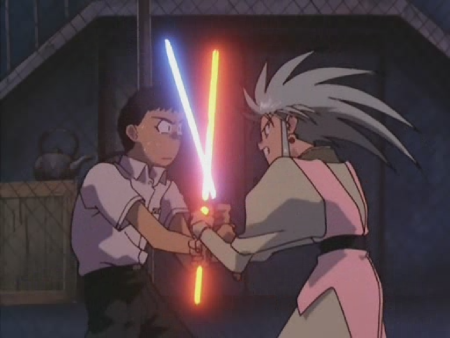 Give yourself to the harem-side Luke....I mean....Tenchi!