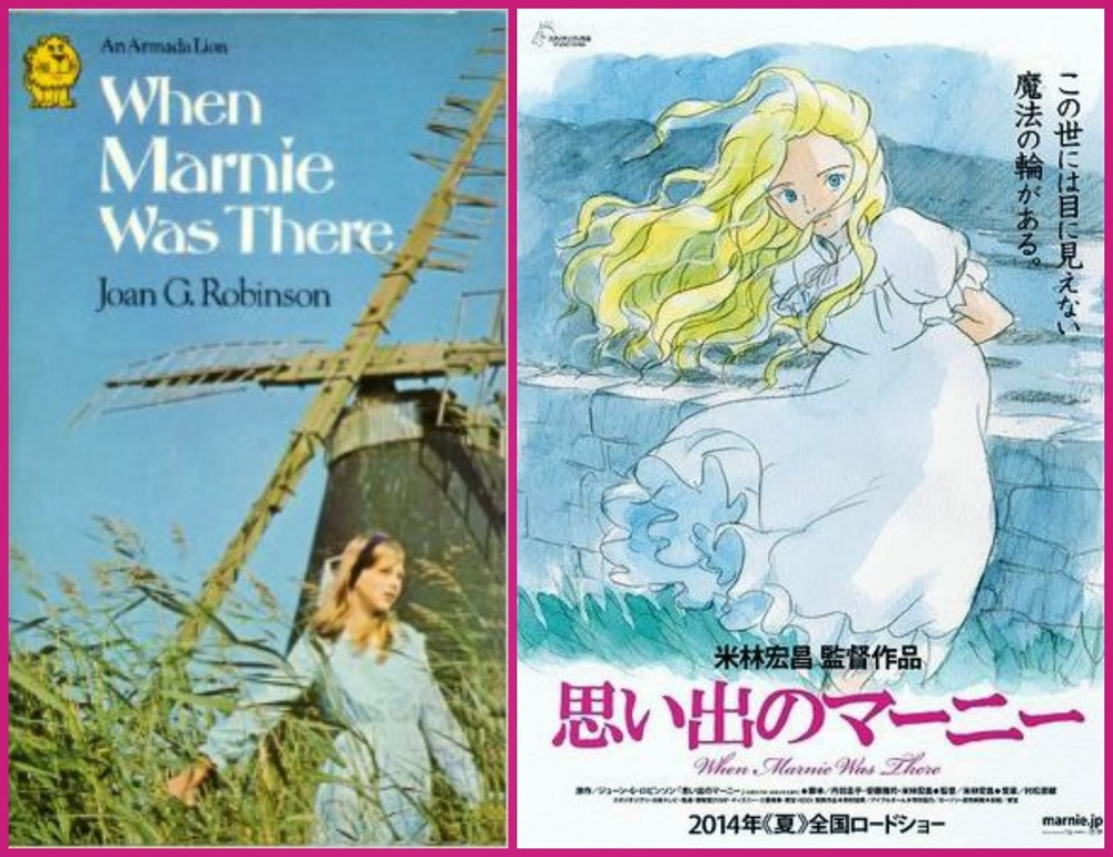 Last film 'When Marnie was there.'