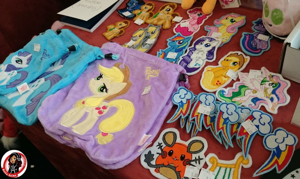 Beautifual MLP badges, patches,