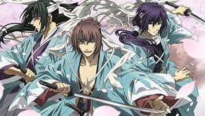 Hakuoki Boys 2