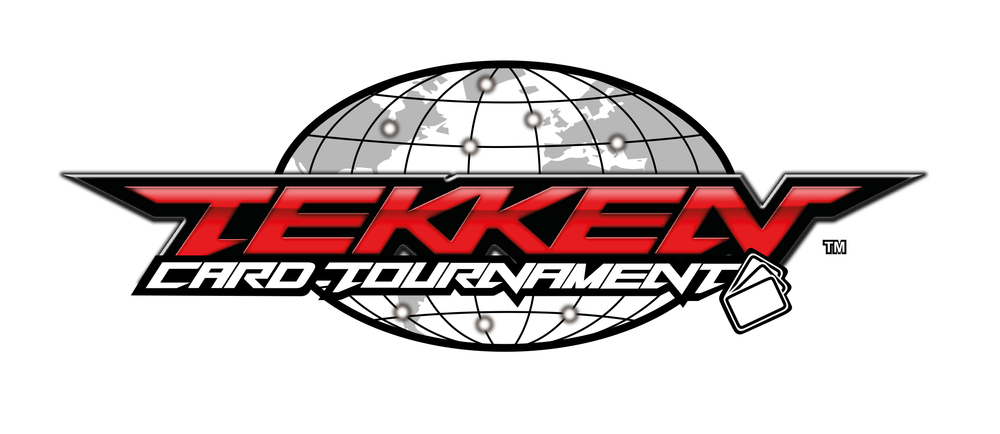Tekken Card Game Logo
