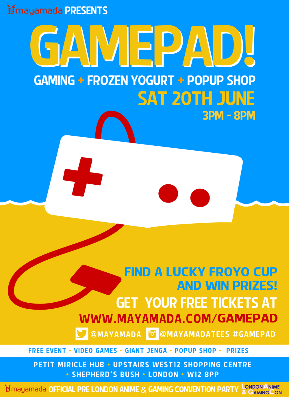 gamepad june