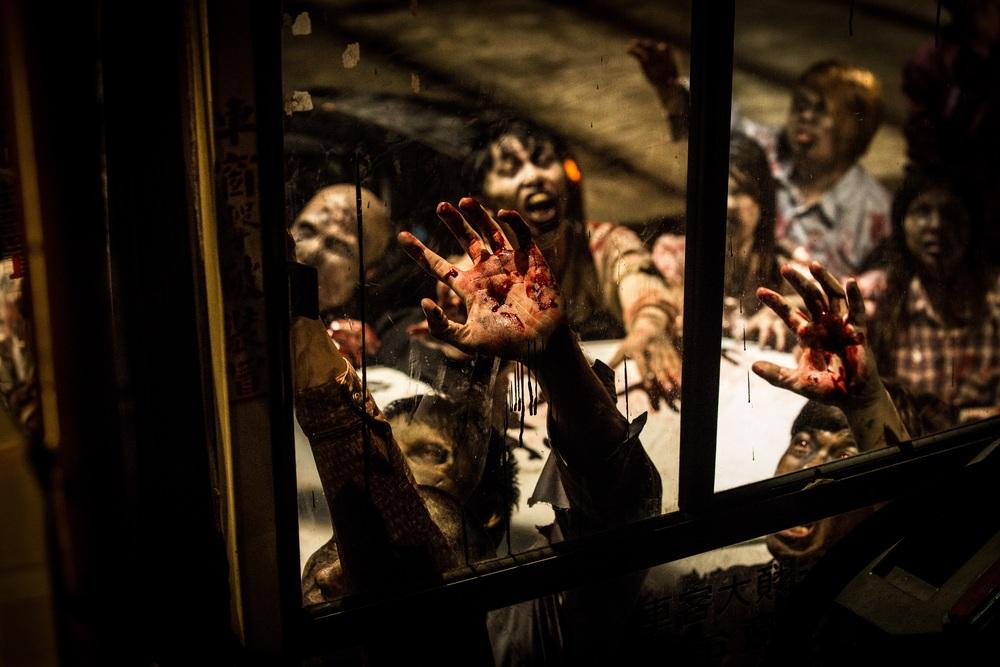 zombie fight club � ukanifest