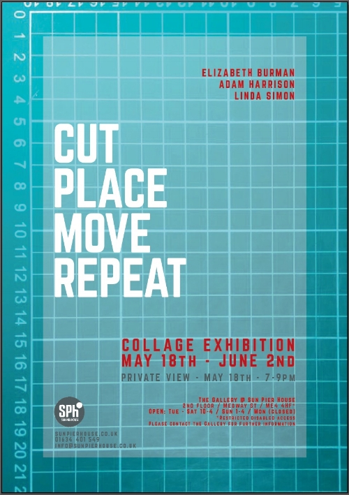 cut place move repeat exhibition