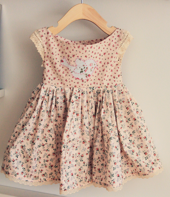 Little Dress on the Prairie
