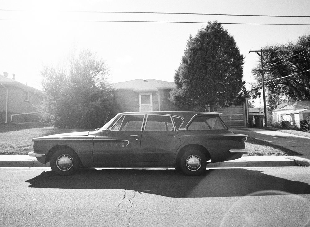 Retrowagon. St. Lake City [120 film]