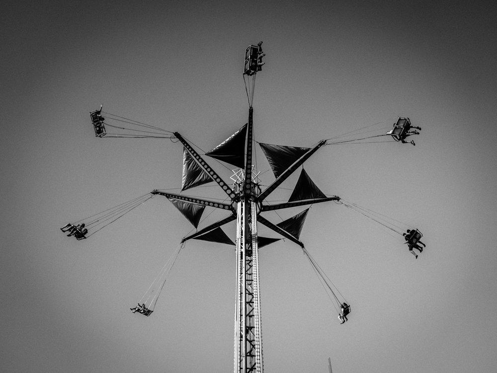 Up in sky. Detroit [digital]