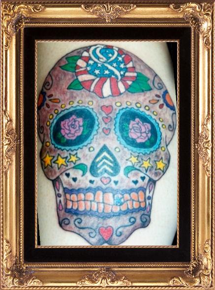 Peggi Hurley sugar skull tattoo.jpg