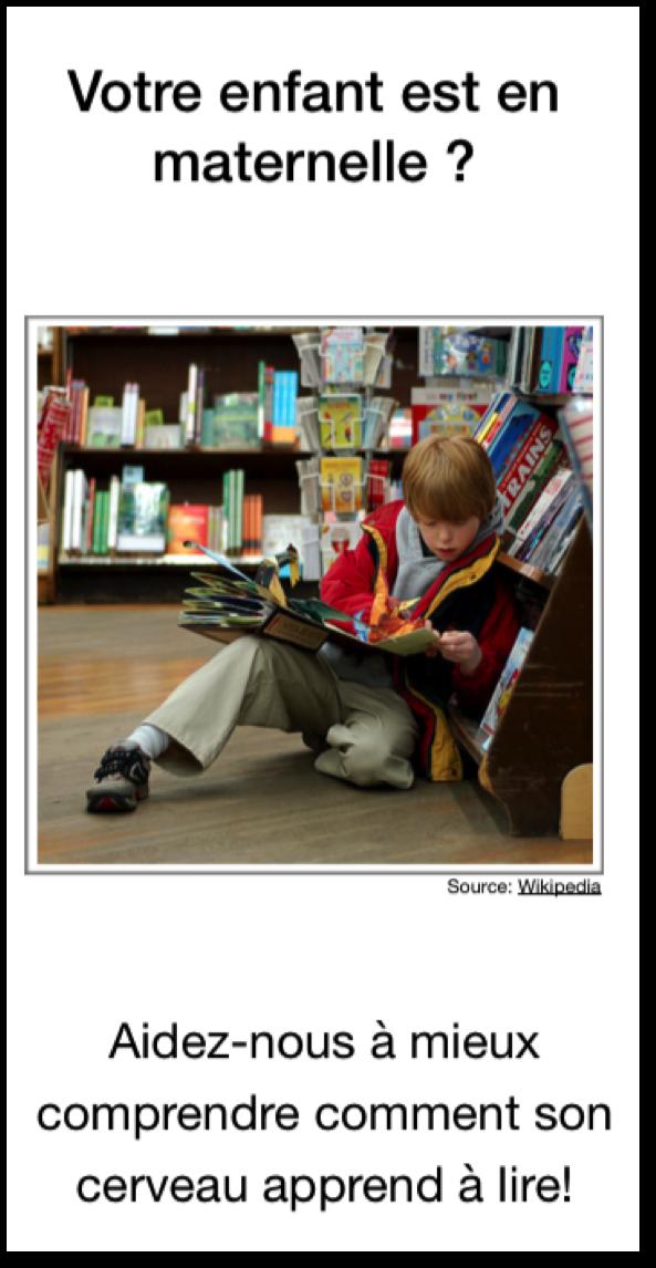 2- Livret d'information destiné aux parents