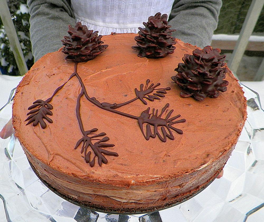 chocolate torte  12-25-13.JPG