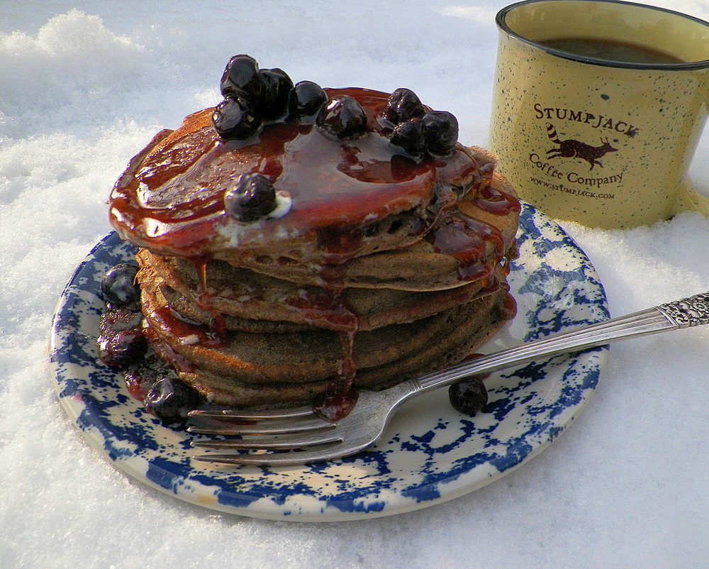 acorn pancakes I