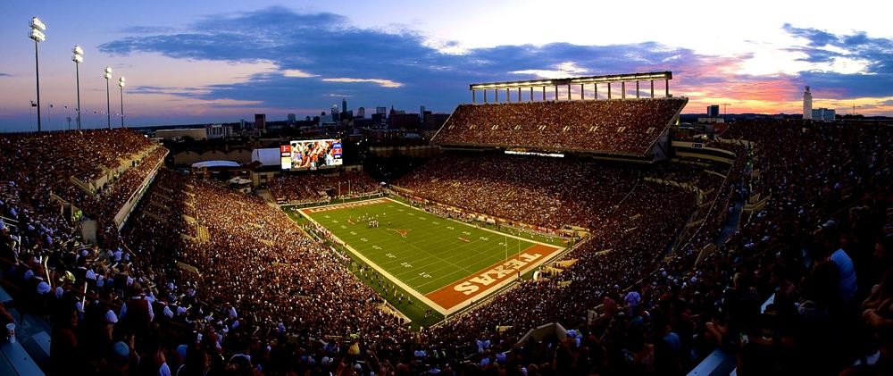 Game Day   Starts Here    Texas Information