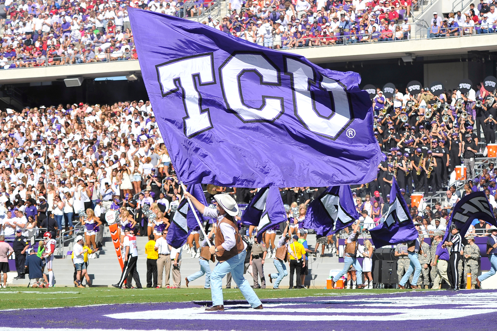 Game Day   Starts Here    TCU Information